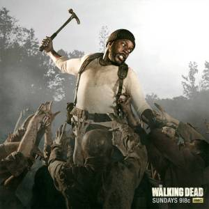 walking-dead-tyreese-hammer-chad-coleman-sfpl